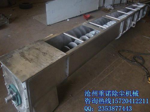 無軸螺旋輸送機的特點滄州重諾 4