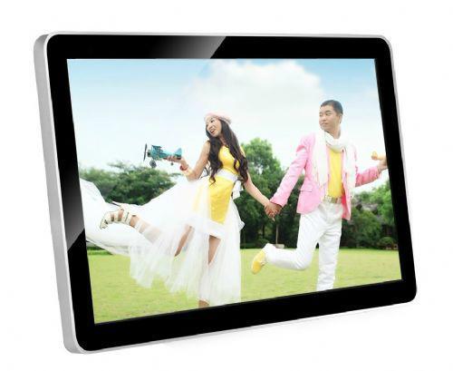觸摸壁挂廣告機 原裝LG高清液晶顯示屏 18.5-55寸廠家批發 挂式播放器 3