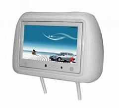 工厂供货 超薄头枕车载显示器