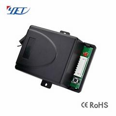 Universal wireless rf superregenerative receiver module