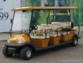 雲南普洱電動觀光遊覽車