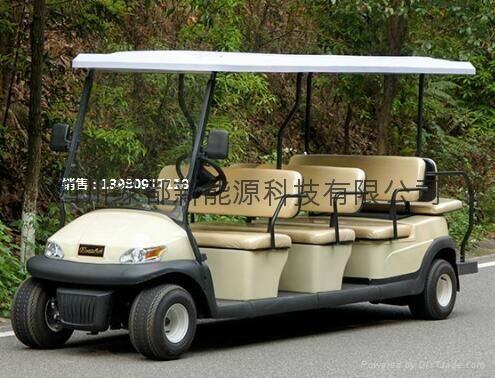 雲南普洱電動觀光遊覽車 2