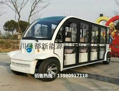 青海電動觀光遊覽巡邏車
