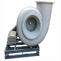 FRP centrifugal ventilators