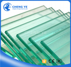 2017 hot sale tempered glass made in China