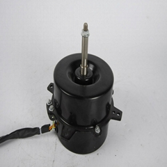 Electric fan motor for air conditioner