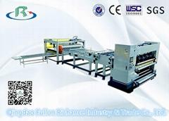Flexo Corrugated Paperboard Grooving & Printing Machine