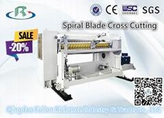 Helical Knives & Blade Cutter Cutting Machine
