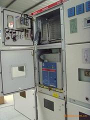 西安10KV出線櫃帶真空斷路器