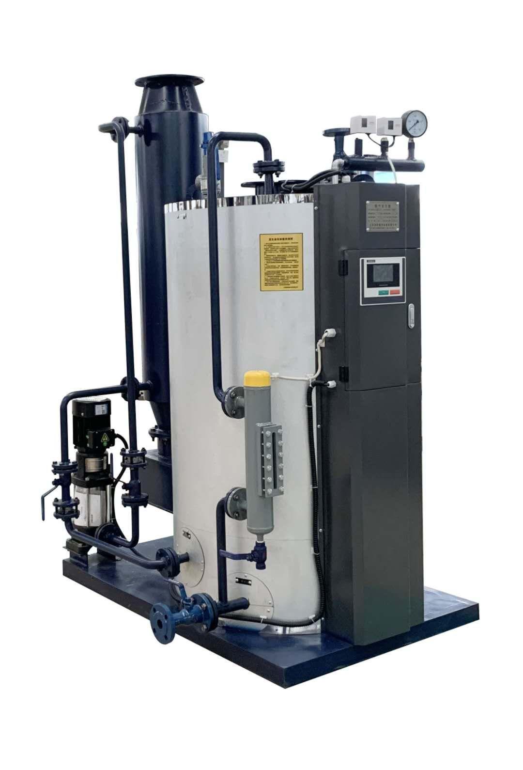免检燃油/燃气蒸汽发生器 1