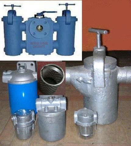 重油过滤器双桶双联过滤器 1