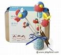 DIY Colorful Plasticine Tool Set 3D Clay-lollypop 4