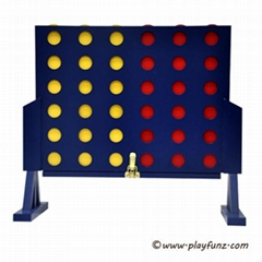 Connect 4 Four in A Row Chess Giant Garden Family Friends Outdoor Party Fun Game