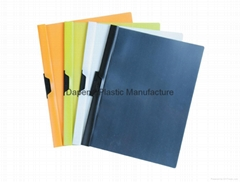 Folder with Swing Clip Translucid