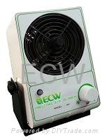 Bench Top Ionizing air  fan (AC)