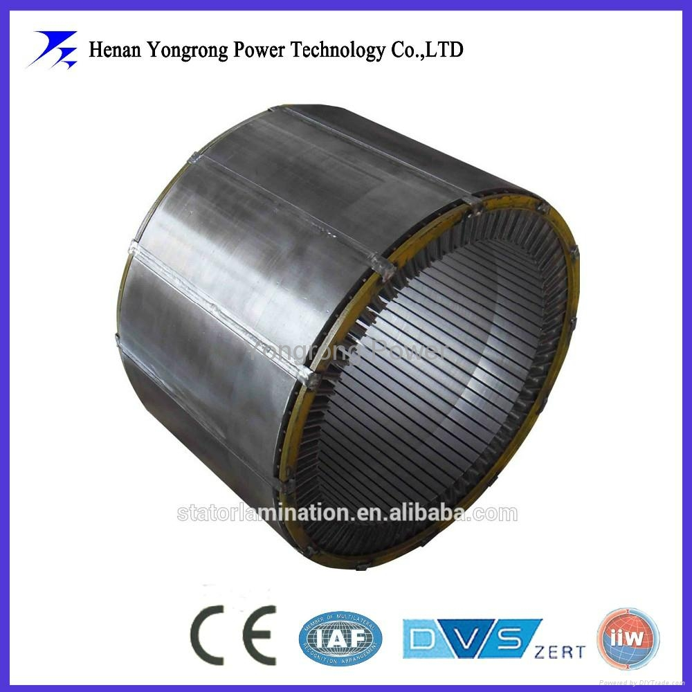 Brushless dc motor stator rotor core customized china for Electric motor manufacturers in china