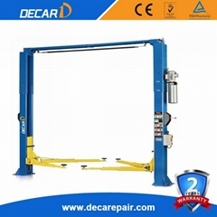 chinese dk-240sce used 2 post car lift for sale