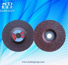 Thin grinding wheel