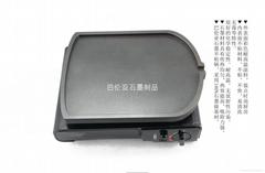 廠家直銷Balun不粘無油煙電磁爐通用34CM石墨燒烤盤