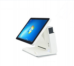 2017 New Style Touch Screen Cash Register Machine, POS Terminal,pos equipment
