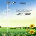供應烈日之光7米太陽能路燈 1