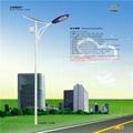 供應烈日之光7米太陽能路燈 3
