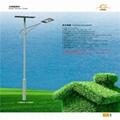 供應烈日之光7米太陽能路燈 5