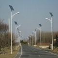 供應烈日之光6米太陽能路燈 5