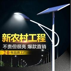 供应烈日之光6米太阳能路灯