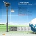 供应江西太阳能庭院灯 2