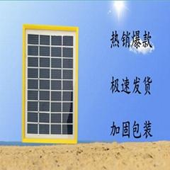供應烈日之光太陽能電池板