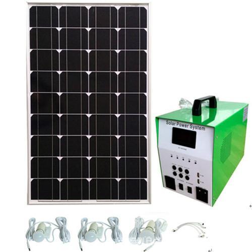 供应烈日之光太阳能发电系统 1