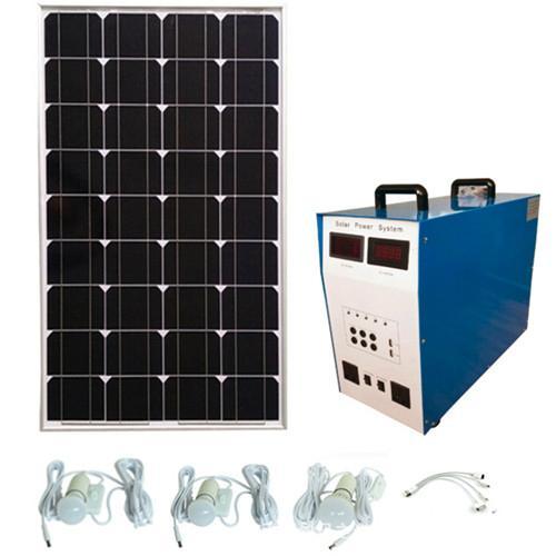 供应烈日之光太阳能发电系统 2