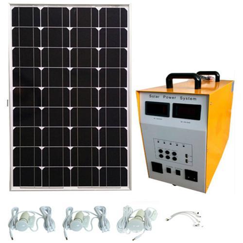 供应烈日之光太阳能发电系统 3