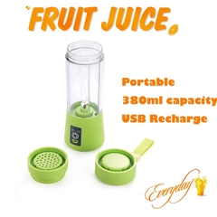 mini electric multifunction fruit juicer 7.4V blender and mixer