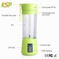 mini electric multifunction fruit juicer 7.4V blender and mixer 2