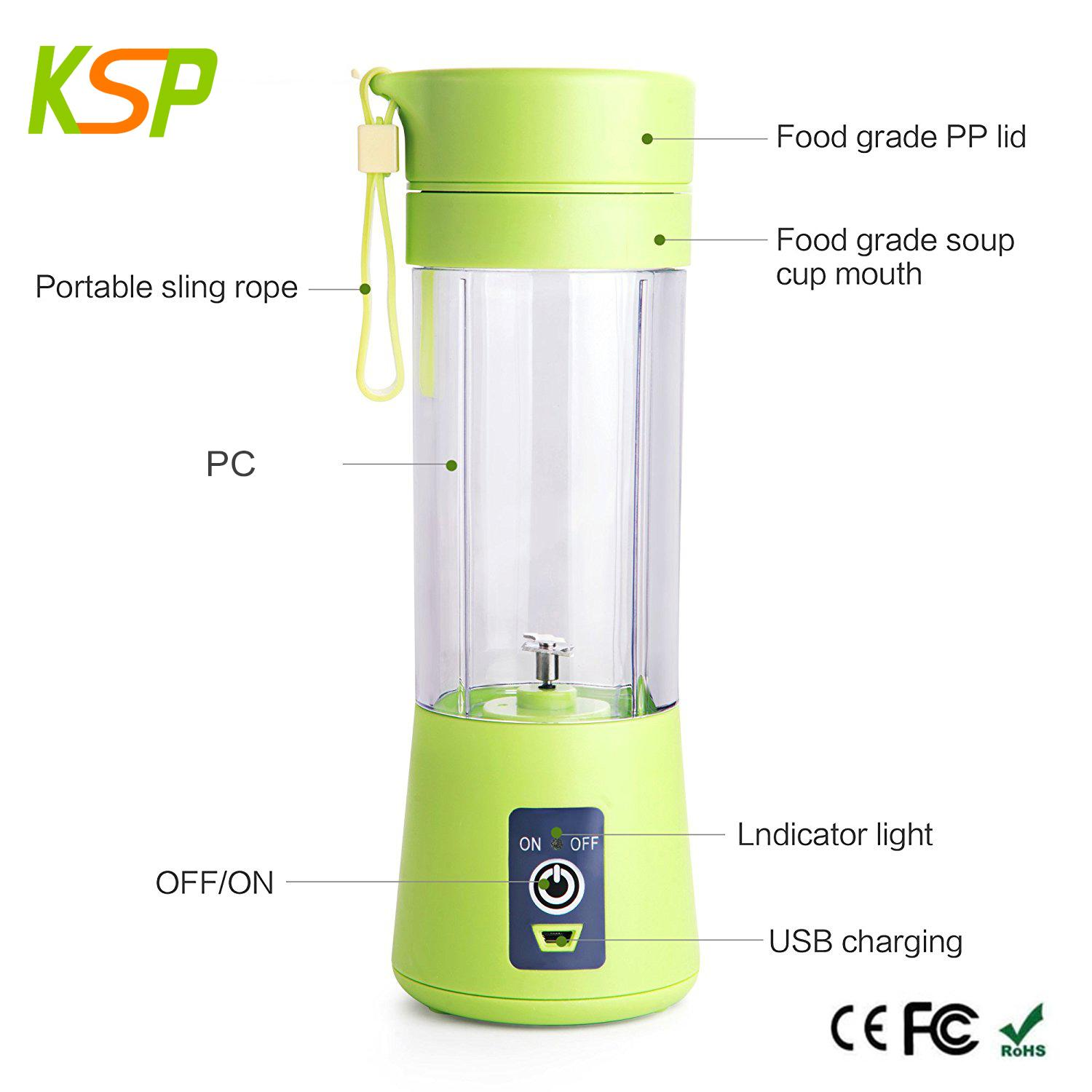 High quality kitchen juicer blender for ice smoothie 420ml 1