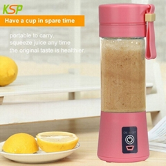 National juicer blender joyshaker bottles blender 380ml