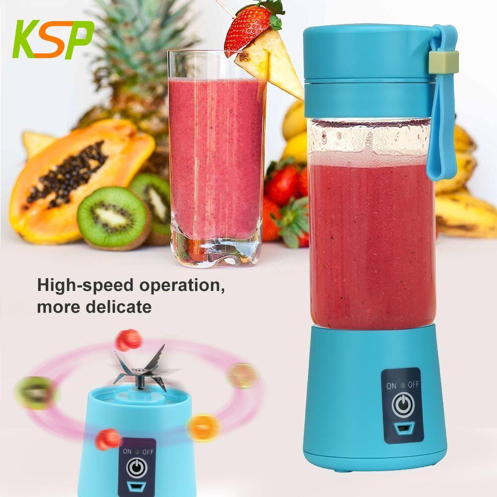 2017 electric mini usb carrot juicer blender bottle cups 1