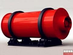雲南麗江江沙三筒烘乾機設備