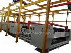 Fully Automatic Electroplating Line for