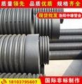 市政排水用雙壁鋼帶波紋管道 4