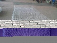Hexagonal Wire Mesh Gabion Mesh