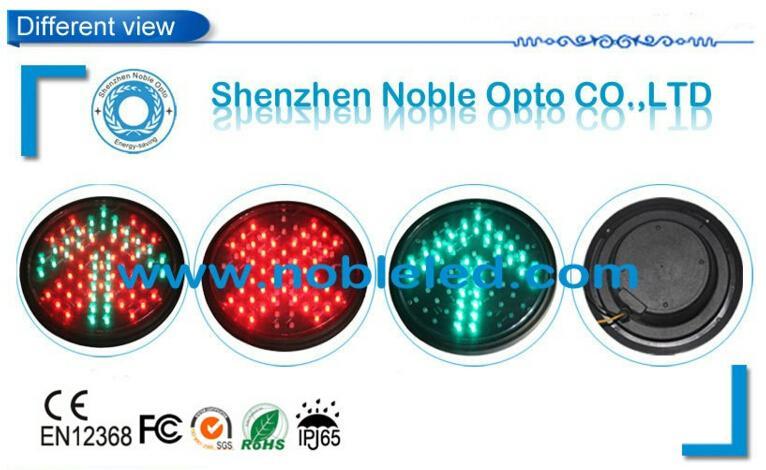 200MM LED Vehicle Traffic Signal Light/Good Quality Toll Station Traffic Light 1