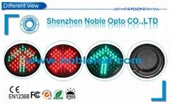 200MM LED Vehicle Traffic Signal Light/Good Quality Toll Station Traffic Light