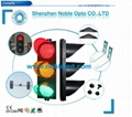 Roadways Traffic Directional Used 300mm Led Traffic Signal  With Clear Lens 2