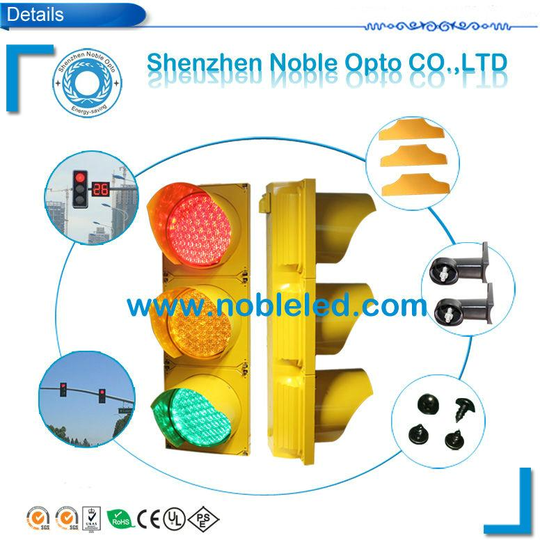 Manufacturer Yellow Housing Road Safety Signal Light 2