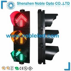 Good Quality Led Traffic Arrow Sign/ Arrow Traffic Warning Light 300mm