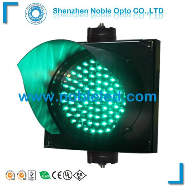 Roadway Safety Used 200mm Green Traffic Light  With Traffic Light On Sale 2