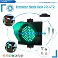 Roadway Safety Used 200mm Green Traffic Light  With Traffic Light On Sale 4